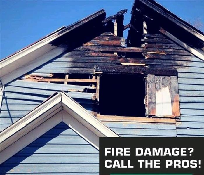 Fire Damage? We can help!