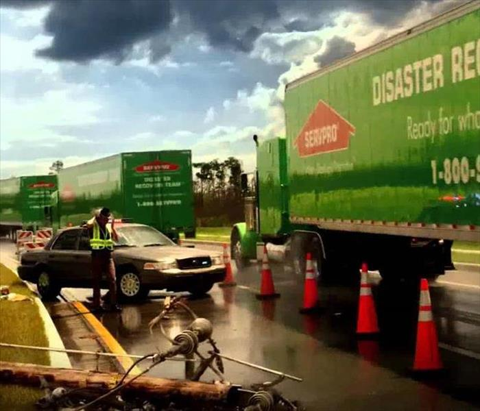 SERVPRO of South Hills Storm Team