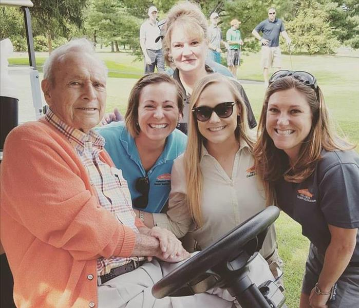 SERVPRO Pittsburgh Hosts 2016 Golf Outing